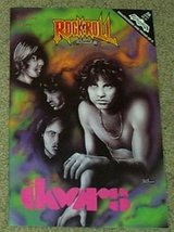 The Doors Part 1 Rock n Roll Comics Issue #26 (Summer Solstice) [Unknown Binding - $5.79