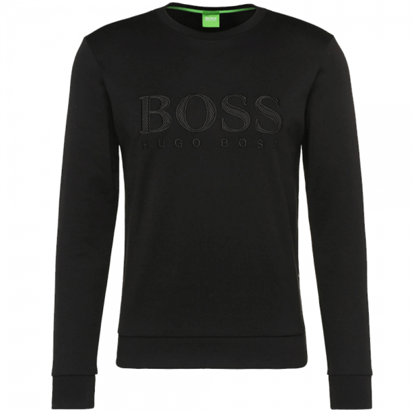 Hugo Boss Men's Premium Stretch Cotton Long Sleeve Crew Neck Sweater 50324769
