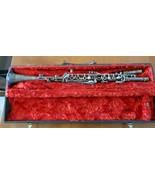RARE Vintage Antique All Metal / Silverplate Clarinet L. Lebret C.1920s  - $250.00