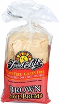 Food For Life, Brown Rice Bread, Dairy,Gluten & Yeast Free, 24oz - $35.63