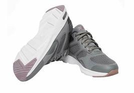 Brand New Women's Fila Lt. Grey Memory Foam Frame V6 Athletic Running Shoes image 4