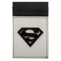 Superman Wallet Front Pocket Wallet Superman Accessory - DC Comics Walle... - $15.00