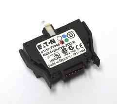 New Eaton M22-SWD-K22LEDC-R Switch Contact Block 2 Pole - $34.99
