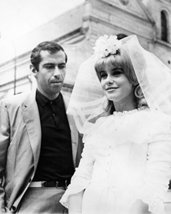 Catherine Deneuve In Le Vice Et La Vertu In Wedding Dress With Director ... - $69.99