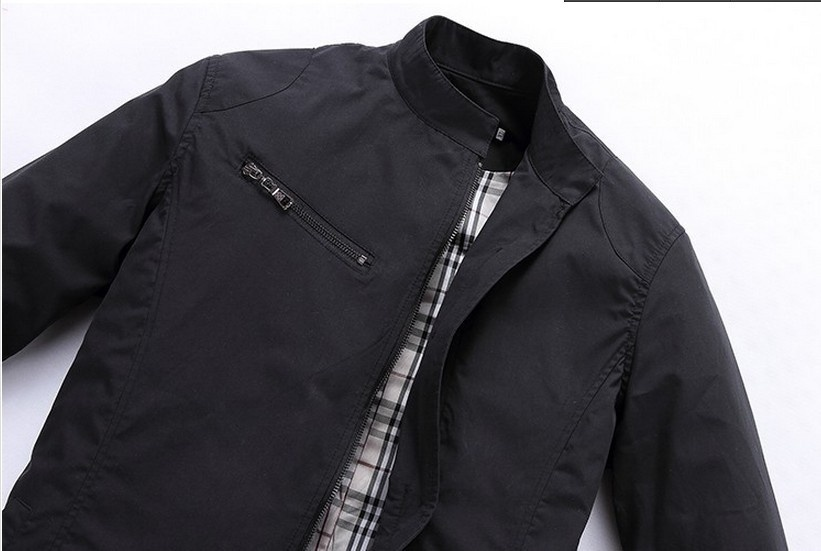 autumn and winter New products men's clothing outerwear,male fashion casual wadd
