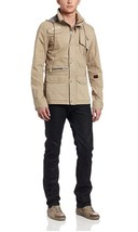 G Star Raw Men's RCO Lockhart Field Jacket, Grege, XX-Large, BNWT $220 - $119.75