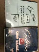 1954 1955 CADILLAC ALL MODELS Repair Shop Workshop Service Manual Set - $59.35