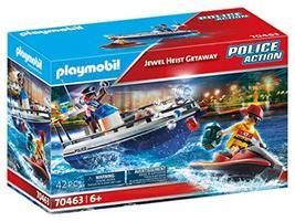 Playmobil Jewel Heist Getaway - $29.99