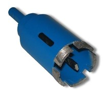 """38mm (1-1/2"""") Heavy Duty Diamond Segments Core Drill Bit With Pilot Drill Bit - $55.14"""