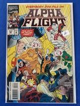 Alpha Flight #127 Wolverine 1993 Marvel comics -A - $1.85