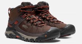 Keen Targhee Exp Mid Top Taglia 13 M (D) Eu 47 Uomo Wp Scarpe da Trekking Mulch