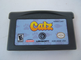 Catz (Nintendo Game Boy Advance, 2006) GBA Cartridge and Booklet Only - $11.52