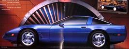 1995 Chevrolet Brochure, Corvette Camaro Impala SS Monte Carlo, MINT Ori... - $7.74