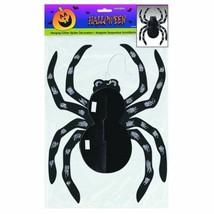 """Glitter Spider Hanging Halloween Decoration 14"""" - $4.95 CAD"""