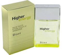 Christian Dior Higher Energy Cologne 3.3 Oz Eau De Toilette Spray image 1