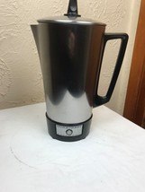 Duracrest Coffee Percolator Urn Model D-208 - $23.33