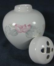 Pfaltzgraff Wyndham Potpourri Jar with Lid USA Stoneware Vintage - $9.95