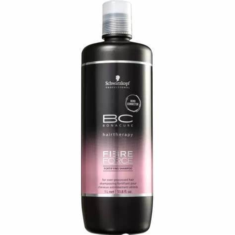 Schwarzkopf Professional Bonacure - Fibre Force Foritfying Shampoo 33.8oz