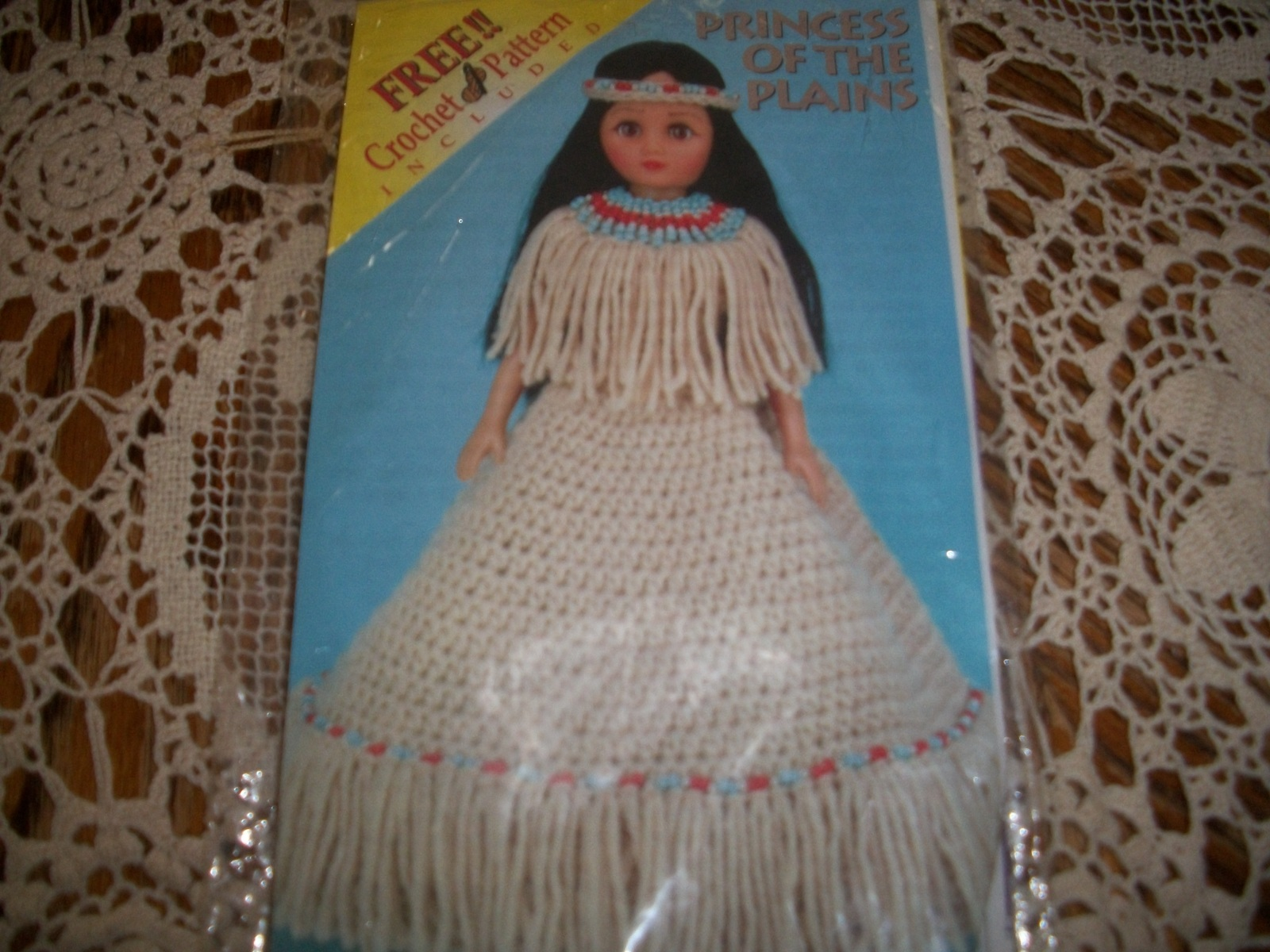 Primary image for Indian Princess Of The Plains & Southern Belle Crochet Dress Patterns