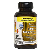 MM Lutein & Zeaxanthin 25MG,150 ct. (Pack of 6) - $164.48