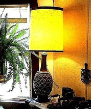 Electric Lamp with Shade Vintage AA18-1176L image 3