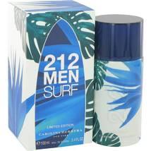 Carolina Herrera 212 Surf Cologne for Men - 3.4oz/100ml - $78.00