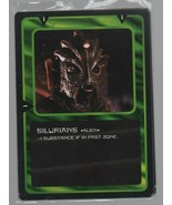 Silurians - Doctor Who Collectible Card Game - MMG Ltd - Common - Past -... - $1.72