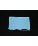 """Blue Sueded Fabric Wiping Cloth Approx. Size 2.5"""" x 4.0"""" - $0.00"""