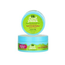 Just For Me Curl Peace Nourishing Hair & Scalp Butter Hydrates & Soothes... - $5.89