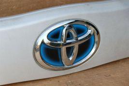 2010-15 XW30 Prius Trunk Lift Gate Handle Garnish Trim Panel Tag Light Cover image 4