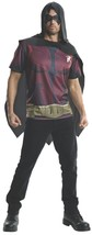 Rubies Batman Arkham City Robin DC Comic Adult Mens Halloween Costume To... - $21.99