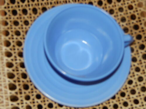 Primary image for Moonstone Blue Cup & Saucer Regular Sized Cup