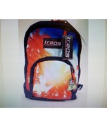 Jansport Trans Backpack School Book Bag NWT Palm Trees Sun NEW Free Ship... - $19.79