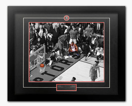 Kawhi Leonard Toronto Raptors vs 76ers 2019 Game 7 Buzzer Beater 26x32 F... - $305.00