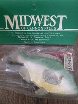 Midwest of Cannon Falls Fish Christmas Ornament Sunfish - $39.08