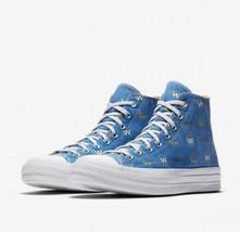 Converse Chuck 70 Golden State Warriors Sneakers  6 US/UK 39 EU Shoes NBA Blue - $84.65