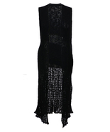 7 Seas Republic Women's Knit Sleeveless Long Cardigan - $37.99