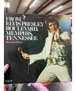 ELVIS PRESLEY FROM ELVIS PRESLEY BOULEVARD, MEMPHIS, TENNESSEE 1976 - $22.50