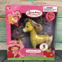 NEW Strawberry Shortcake Honey Pie Strawberryland Fillies Filly Pony Ban... - $29.99