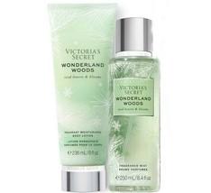 Victoria's Secret Wonderland Woods Fragrance Lotion + Fragrance Mist Duo... - $39.95