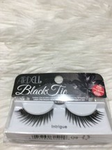 Ardell Eye Lashes Black Tie Intrigue with crystals Bs04 - $3.99