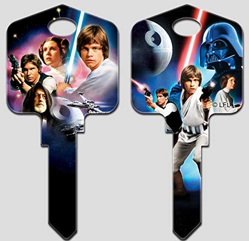 Primary image for Star Wars Key Blanks (SC1, A New Hope)