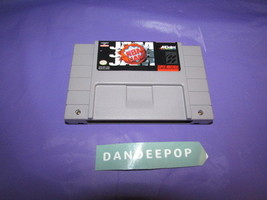 Nintendo Akklaim Super Nintendo NBA Jam 1991 Video Game SNS-8N-USA - $19.79