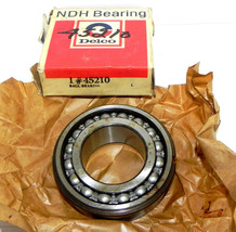 NIB DELCO NDH BEARING 45210 SEALED BALL BEARING 1#45210