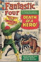 Fantastic Four Comic Book #32, Marvel Comics 1964 FINE+ - $106.35