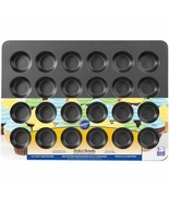 New LOT OF 8 Wilton Perfect Result Mega 48-Cup Muffin Pan Mini - $99.90