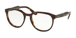 New Prada Eyeglass Frames PR18SV 2AU 1O1 Havana Optical Frame Size 51 - $87.11