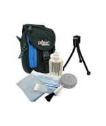 Go In Style Digital Camera Accessory Kit with Protexx Camera Bag - $16.82