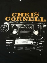 CHRIS CORNELL - Carry On North American 2007 Tour T-Shirt MEDIUM - $18.30