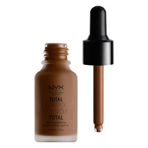 NYX Total Control Drop Foundation TCDF24 Deep Espresso - $11.87